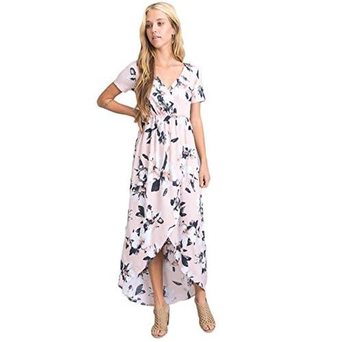 1e083590c6 Vanilla Bay Vintage Floral Print Maxi Dress new - nustebink.lt