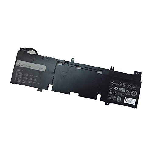 Fully 3V806 Replacement Battery Compatible with Dell Alienware Echo 13 QHD Series...