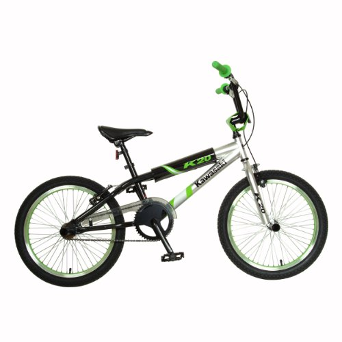 Kawasaki KX20 Boy's Bike (20-Inch Wheels)