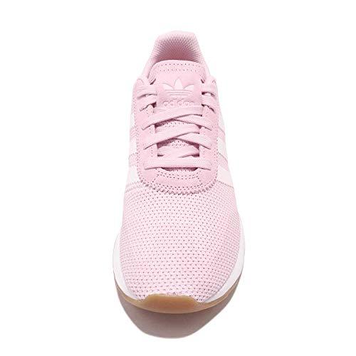 Adidas White 5 Pink footwear Aero W runner Flb Us gum4 7 Women's 4nw10rq47
