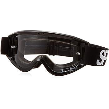 Spy MX Goggle Breakaway, White - Clear W/Posts, One Size, SPYGOMX_BRE