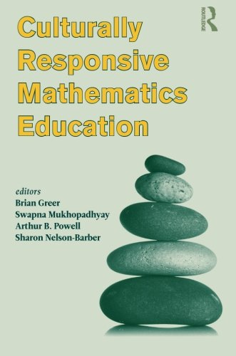 Culturally Responsive Mathematics Education (Studies in Mathematical Thinking and Learning Series)