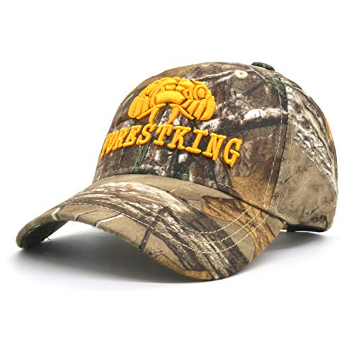 (Animal Baseball Cap Low Profile Embroidery Snake Novelty Hat Adjustable Realtree Camo Camouflage Silk Cotton Unisex Outdoor Hunting Basics Hats)