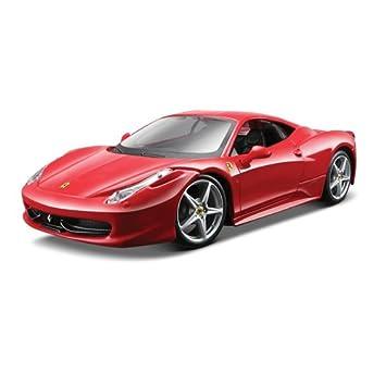 Tobar 1 24 Scale Ferrari 458 Italia Kit Amazon Co Uk Toys Games