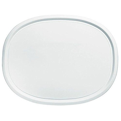 french white corning ware lids - 9