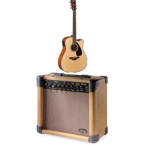 Yamaha Acoustic Amps - 8