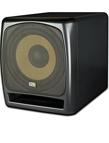 KRK 12S2 V2 12'' 220 Watt Powered Studio Monitor Subwoofer