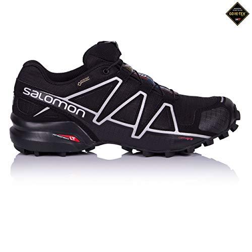 Uomo Salomon Da 4 Trail Scarpe Speedcross Nero Running g4Ypw4Rq