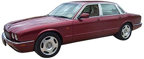 1996 Jaguar Vanden Plas, 1996 Jaguar XJR ...