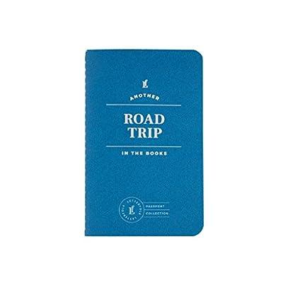 Road Trip Passport Experience Journal