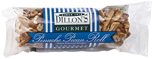 - Penuche Pecan Log Roll 2.75 oz.