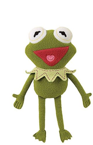 Disney The Muppets PookaLooz Plush Doll Kermit