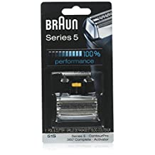 Braun Series 5-51S Replacement part (Silver)