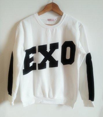 Urparcel EXO SBS Sweater EXO-M EXO-K Hoodies (TAO 68, M)