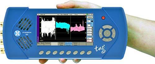 Sd Sdi Video Generator - PHABRIX PHSXTAGC Multi-Format Portable Video Test Signal Analyzer/Monitor w/SDI Generator Function