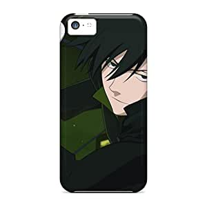 Hot Tpye Anime Boy Ball Case Cover For Iphone 5c