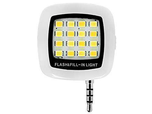 Smartphone Led Flash And Fill Light - 2