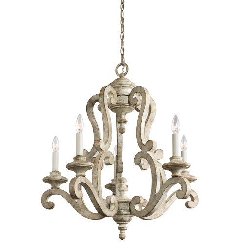 Kichler Lighting 43256DAW Chandelier Distressed