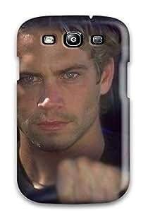 lintao diy Cute Tpu Paula S Roper Paul William Walker Case Cover For Galaxy S3