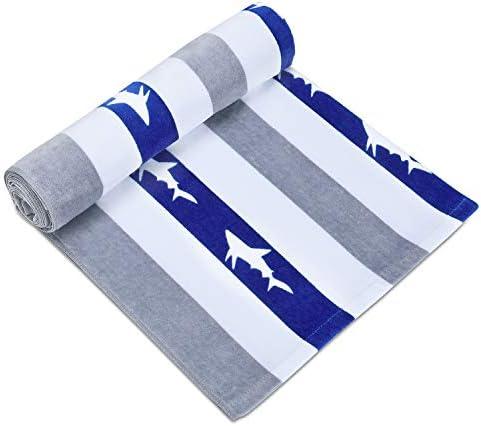 Quick Cotton Oversized Beach Towel