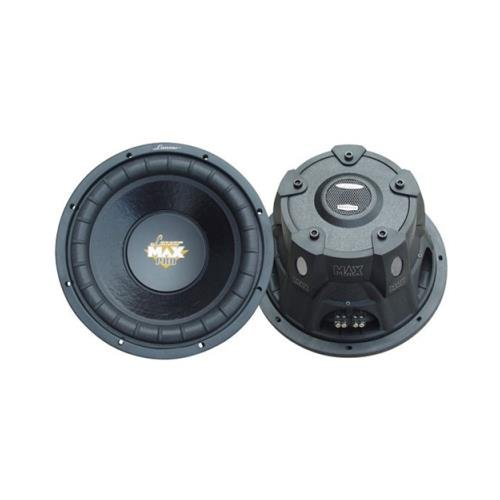 "Lanzar Maxp104d 10"" 1200w Car Audio Subwoofer Sub 1200 Watt"