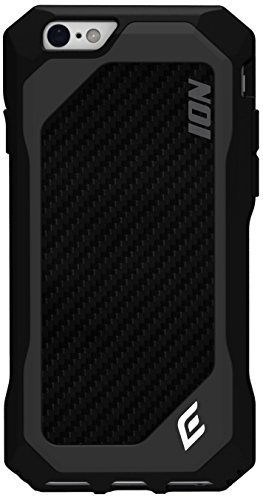f9f7398e12453f Image Unavailable. Image not available for. Colour  Element Case ION Case  for iPhone 6   6S - Retail Packaging - Black