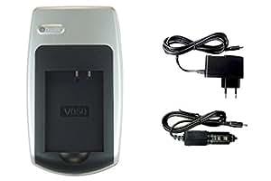 Cargador LP-E10 para Canon EOS 1100D, Rebel T3, KISS X50