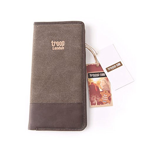 troop-london-k-532-nt-passport-case-vintage-multi-wallet-canvas-fabric-leather
