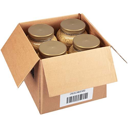Zatarain's, Creole Mustard, 1 Gallon (4 Count) by Zatarain's (Image #1)