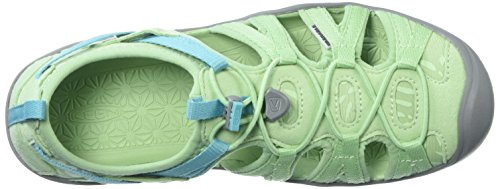 Quiet Viridian Dress Kids' Green Aqua Keen Sea Blue Dress Sandal Moxie S pOxq8