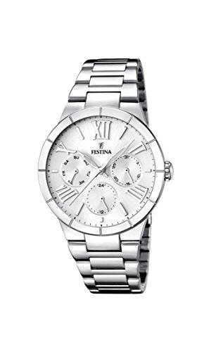 Festina Classic Ladies F16716/1 Wristwatch for women Classic & Simple