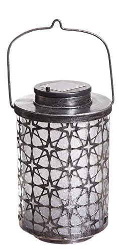 Starbright Solar Lantern With Handle by Gifted Living