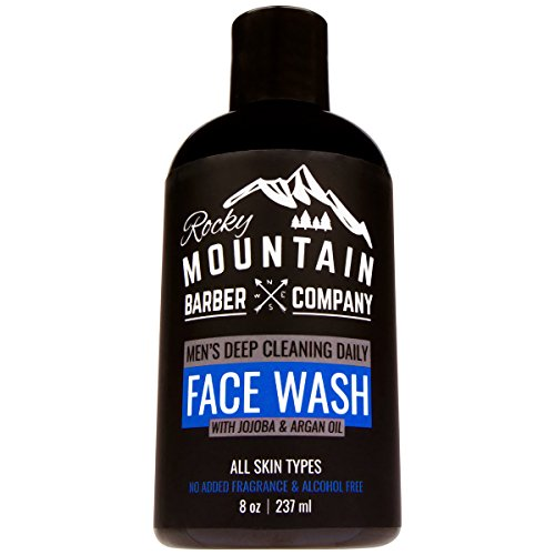 Face Wash Cleanser Men Non Irritating