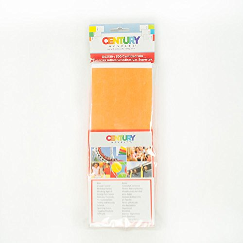 500 Orange Tyvek Security Wristbands by MedTech Wristbands (Image #1)