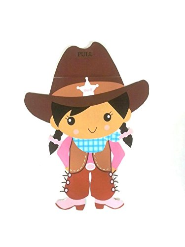Amazon Party Invitation Cards Cowgirl Theme For Girls