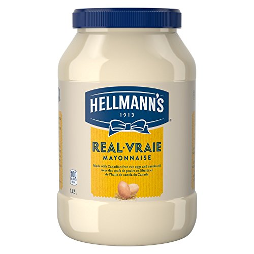 Hellmanns Real Mayonnaise, 1.42 Liters/1.5 Quarts