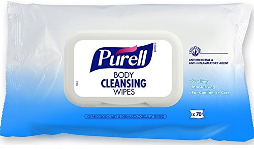Purell Body Cleansing Wipes