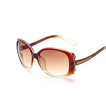 741148646b tocoss (TM) verano estilo Vintage gafas de sol mujer marca funda gafas para  el