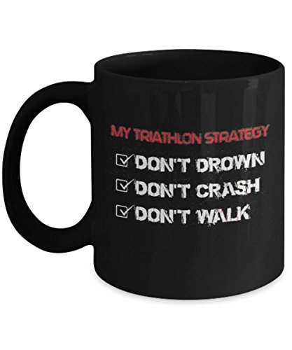 LIZNICE - Triathlon Coffee Mug - Triathlete Mug, MUG - Online Shop Triathlon