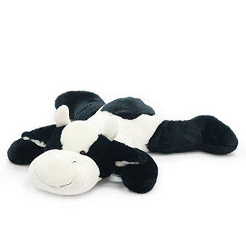 30 Inch Stuffed Large Floppy Plush Animals (Floppy Cow Plush Toy)