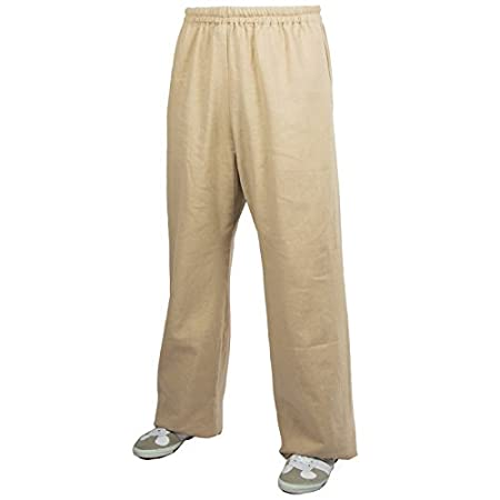 wu designs Lin (Lourd) Kung Fu & Tai Chi Pantalon de survêtement pour Homme