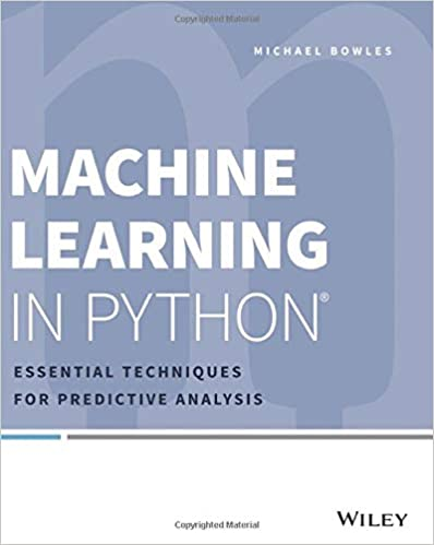 Machine Learning in Python: Essential Techniques for