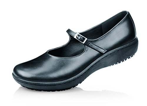 Jane Src E Shoes Crews Schwarz Mary Ob Damen Arbeitsschuh For S6UqZ