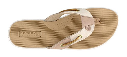 Sperry Top-sider Donna In Tartan Di Mare Scozzese Espadrillas In Lino Platino