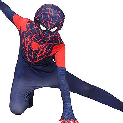 BLOIBFS Disfraz Infantil De Spiderman Disfraz De Halloween ...