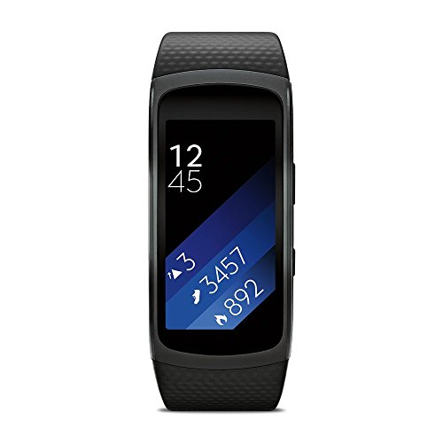 Samsung Gear Fit2 Black Large