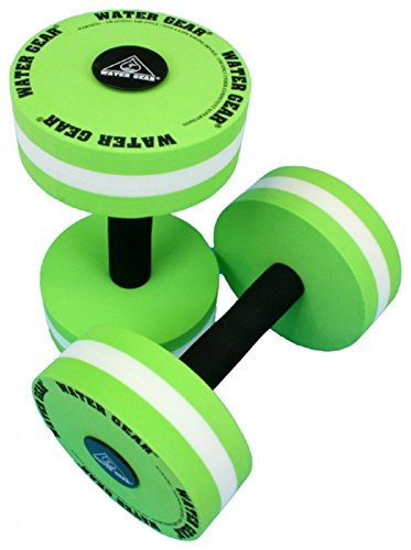 Water Gear Hydro Buoys (Green, Minimum (40% Resistance))