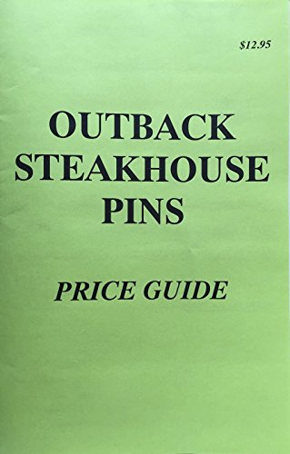 Outback Steakhouse Pins - Price Guide - House Outback