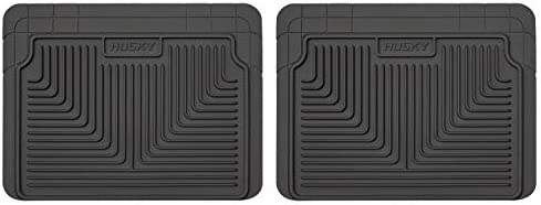 Husky Liners – 52021 2nd Or 3rd Seat Floor Mats Fits 97-99 CL, 01-03 CL, 94-01 Integra Black