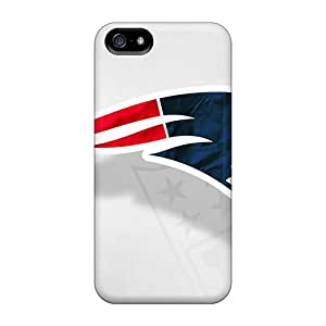 Top Quality Protection New England Patriots Cases Covers For Iphone 5/5s